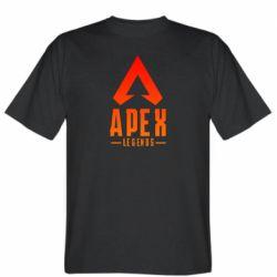 Чоловіча футболка Apex legends gradient logo