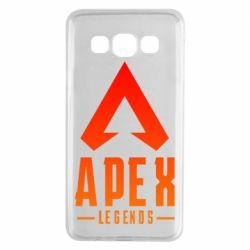 Чохол для Samsung A3 2015 Apex legends gradient logo