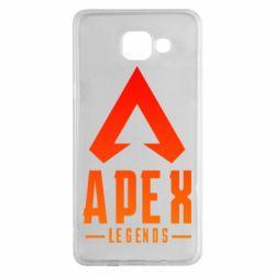 Чохол для Samsung A5 2016 Apex legends gradient logo