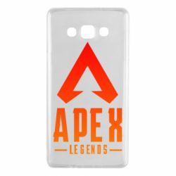 Чохол для Samsung A7 2015 Apex legends gradient logo