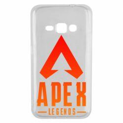 Чохол для Samsung J1 2016 Apex legends gradient logo
