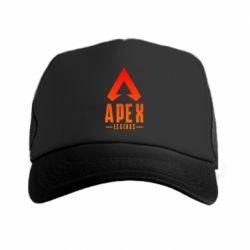 Купить Кепка-тракер Apex legends gradient logo, FatLine