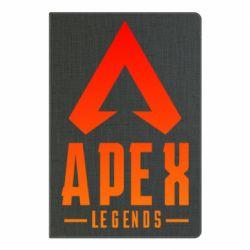 Блокнот А5 Apex legends gradient logo