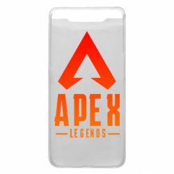 Чохол для Samsung A80 Apex legends gradient logo