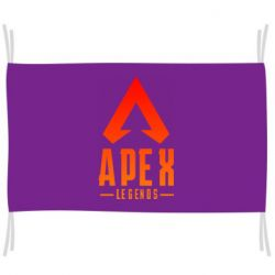 Прапор Apex legends gradient logo
