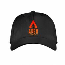 Дитяча кепка Apex legends gradient logo