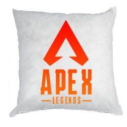 Подушка Apex legends gradient logo