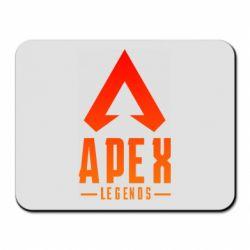 Килимок для миші Apex legends gradient logo