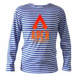 Тільник з довгим рукавом Apex legends gradient logo