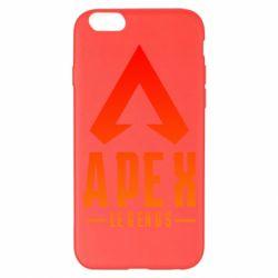 Чохол для iPhone 6 Plus/6S Plus Apex legends gradient logo