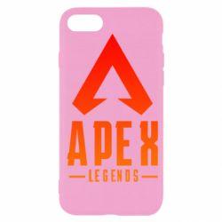 Чохол для iPhone 7 Apex legends gradient logo