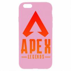 Чохол для iPhone 6/6S Apex legends gradient logo