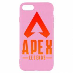 Чохол для iPhone 8 Apex legends gradient logo