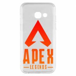 Чохол для Samsung A3 2017 Apex legends gradient logo