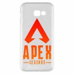 Чохол для Samsung A5 2017 Apex legends gradient logo
