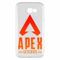 Чохол для Samsung A7 2017 Apex legends gradient logo