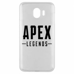Чохол для Samsung J4 Apex legends logo 1
