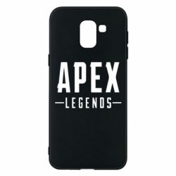 Чохол для Samsung J6 Apex legends logo 1