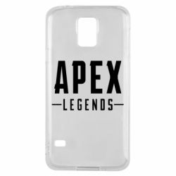 Чохол для Samsung S5 Apex legends logo 1