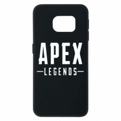 Чохол для Samsung S6 EDGE Apex legends logo 1