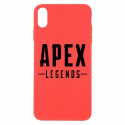 Чохол для iPhone Xs Max Apex legends logo 1