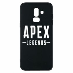 Чохол для Samsung J8 2018 Apex legends logo 1