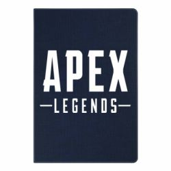 Блокнот А5 Apex legends logo 1