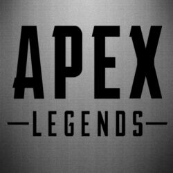 Наклейка Apex legends logo 1
