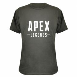 Камуфляжна футболка Apex legends logo 1