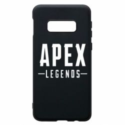 Чохол для Samsung S10e Apex legends logo 1