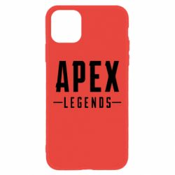 Чохол для iPhone 11 Apex legends logo 1