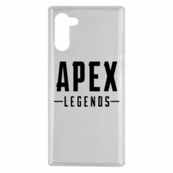 Чохол для Samsung Note 10 Apex legends logo 1