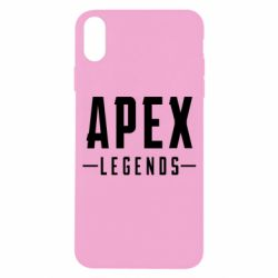 Чохол для iPhone X/Xs Apex legends logo 1