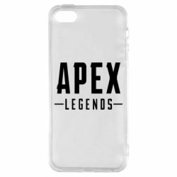 Чохол для iphone 5/5S/SE Apex legends logo 1