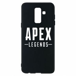 Чохол для Samsung A6+ 2018 Apex legends logo 1