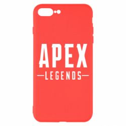 Чохол для iPhone 8 Plus Apex legends logo 1