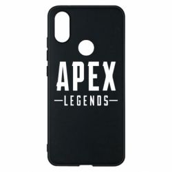 Чохол для Xiaomi Mi A2 Apex legends logo 1