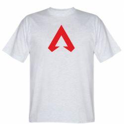 Мужская футболка Apex legends logotype