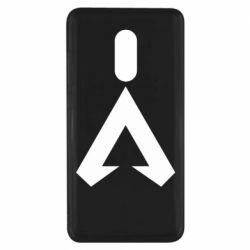 Чехол для Xiaomi Redmi Note 4x Apex legends logotype
