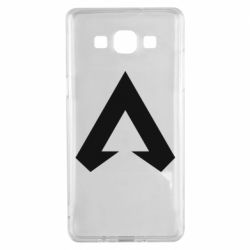 Чехол для Samsung A5 2015 Apex legends logotype