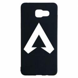 Чехол для Samsung A5 2016 Apex legends logotype