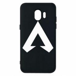 Чехол для Samsung J2 2018 Apex legends logotype