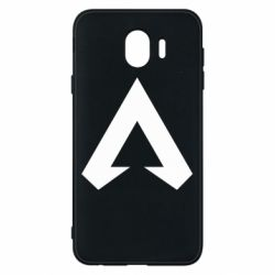 Чехол для Samsung J4 Apex legends logotype