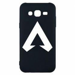Чехол для Samsung J5 2015 Apex legends logotype
