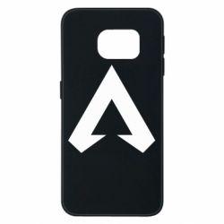 Чехол для Samsung S6 EDGE Apex legends logotype