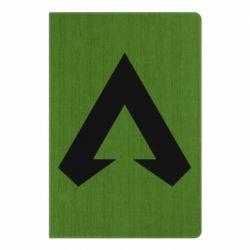 Блокнот А5 Apex legends logotype