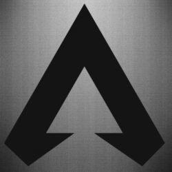 Наклейка Apex legends logotype