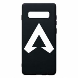 Чехол для Samsung S10+ Apex legends logotype
