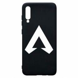 Чехол для Samsung A70 Apex legends logotype