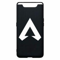 Чехол для Samsung A80 Apex legends logotype